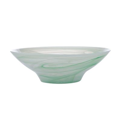 Marblesque Bowl 26Cm Mint