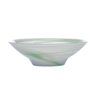 Marblesque Bowl 32Cm Mint