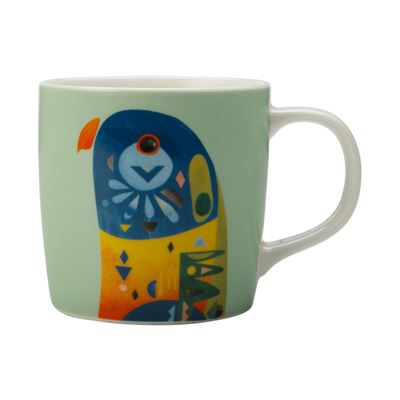 Pete Cromer Mug 375Ml Lorikeet Gb