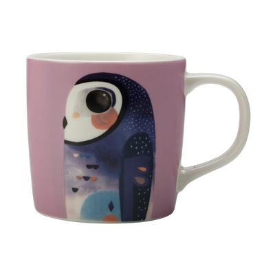 Pete Cromer Mug 375Ml Owl Gb