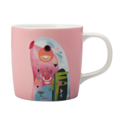 Pete Cromer Mug 375Ml Parrot Gb