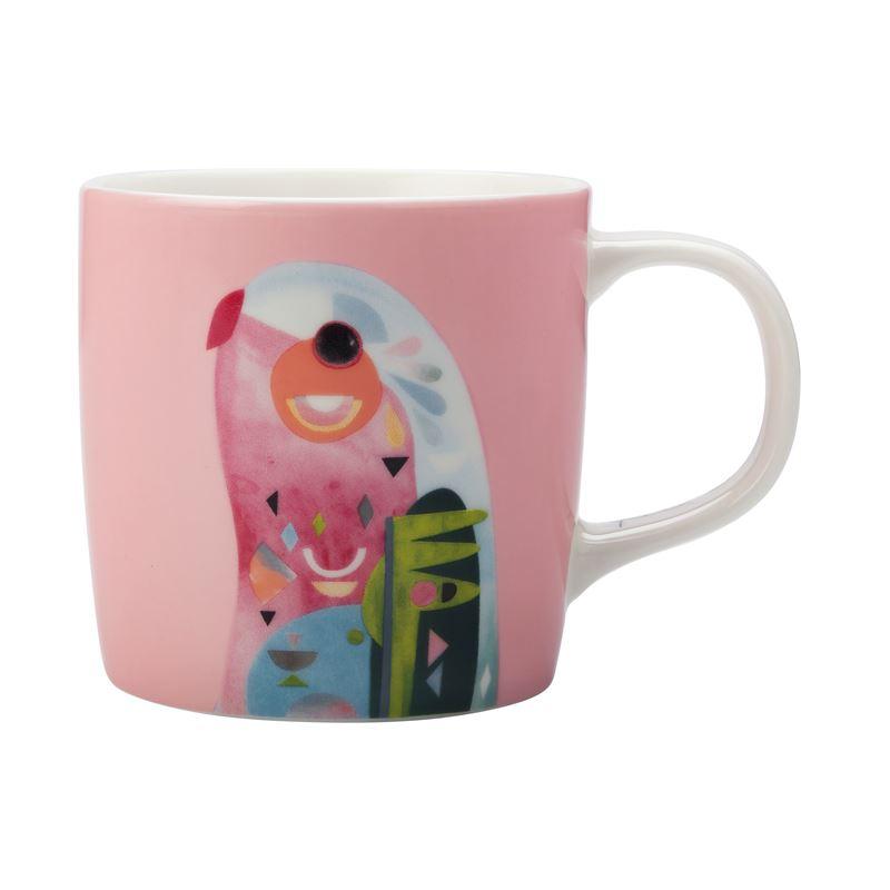 Pete Cromer Mug 375ml Parrot