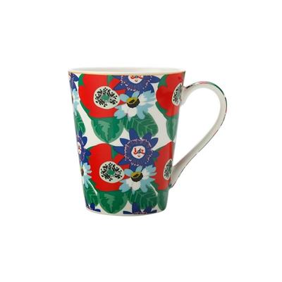 Teas & C's Glastonbury Mug 360Ml Passion Vine White