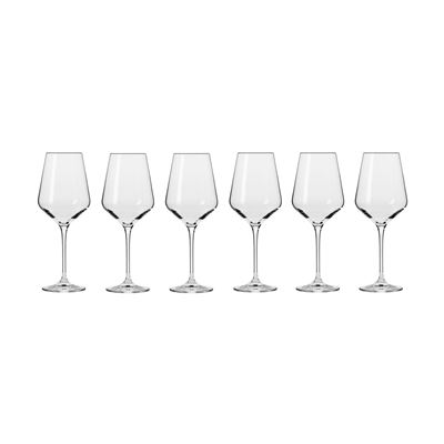 Avant-Garde Wine Glass 390Ml 6Pc Gb
