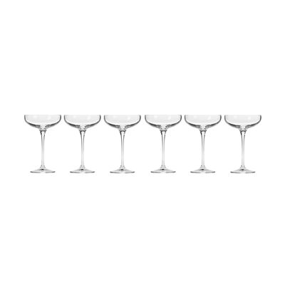 Harmony Champagne Coupe 240Ml 6Pc