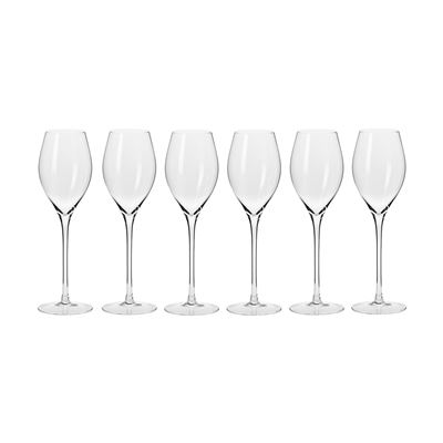 Harmony Prosecco Glass 280Ml 6Pc