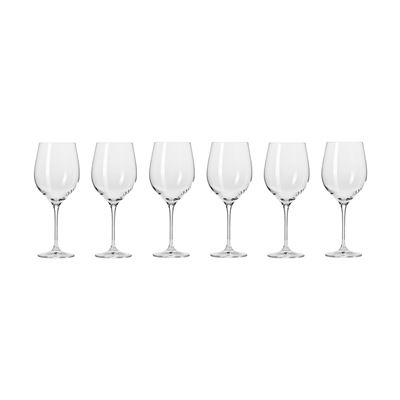 Harmony Wine Glass 450Ml 6Pc