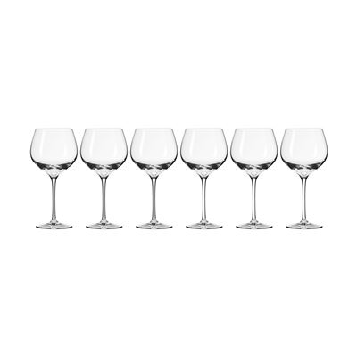 Harmony Wine Glass 570Ml 6Pc