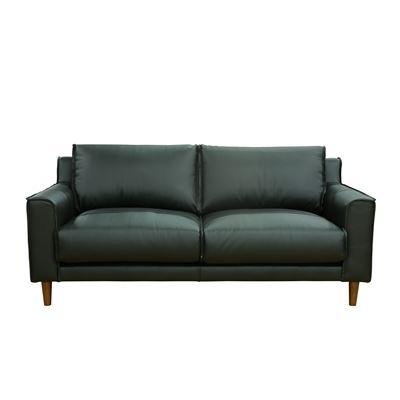 Nashville 2.5 Seater Sofa Black