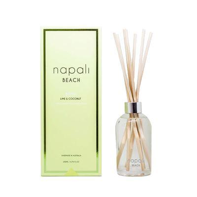 Bondi Fragrance Diffuser Lime & Coconut 200ml