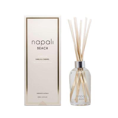 Cancun Fragrance Diffuser Vanilla & Caramel 200ml