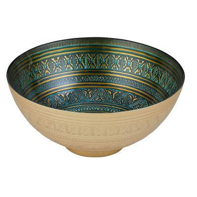 Karlotta Raised Bowl