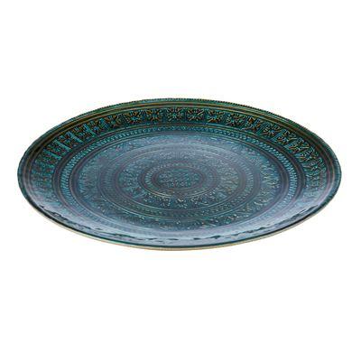 Karlotta Plate 2x33cm Dar