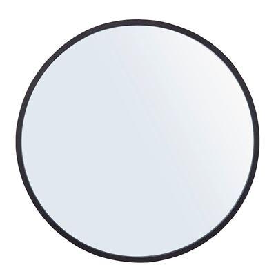 Aviana Mirror 90cm Black