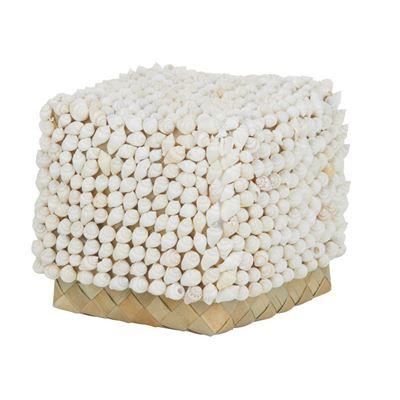 Atlantic Deco Box 10.5cm White