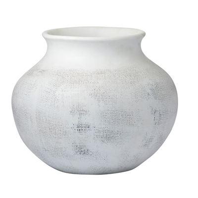 Hermoso Vase 35x40cm White