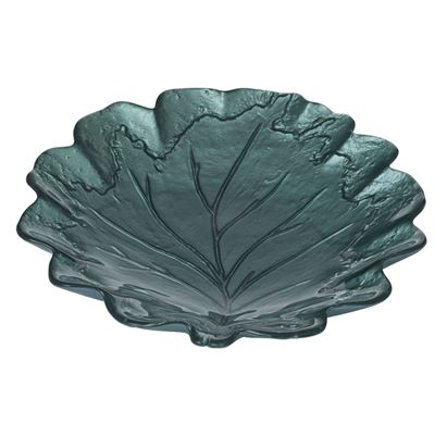 Lori Leaf Plate 21x23.5cm