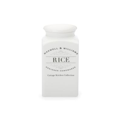 Cottage Kitchen Rice Canister 1L
