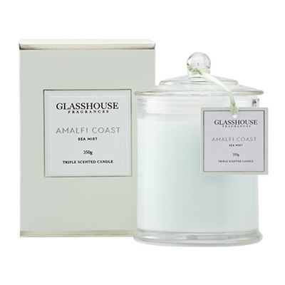 Candle Amalfi Coast 350g