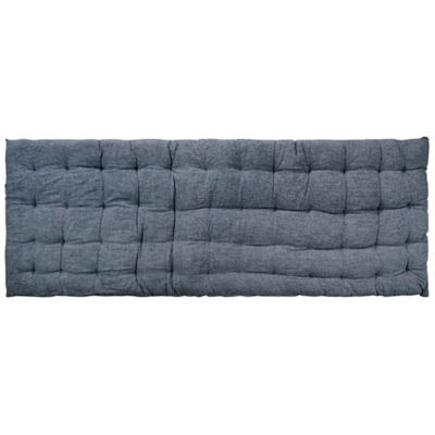 Quilted Benchpad 120x45cm - Chambre