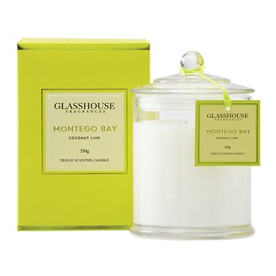 Candle Montego Bay 350g