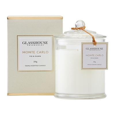 Candle Monte Carlo 350g