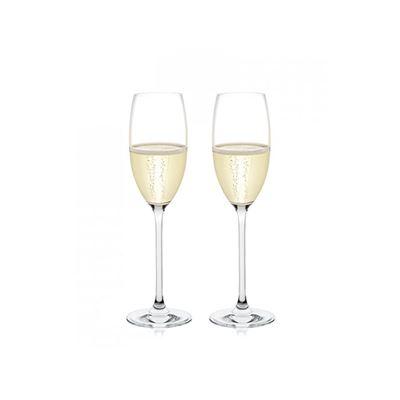 Plumm Sparkling Outdoor Wine Glasses - Four Pack