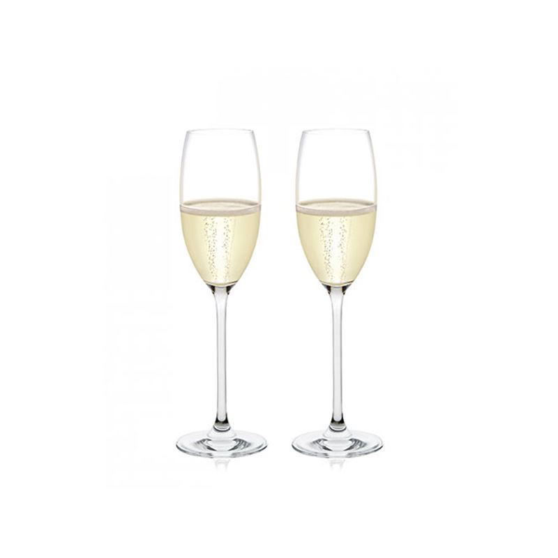 Plumm Sparkling Outdoor Wine Glasses – Four Pack