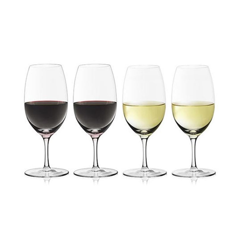 Plumm Red or White Outdoor Wine Glasses – Four Pack