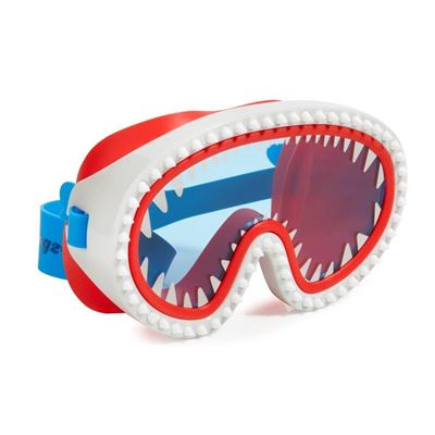 Boys Mask - Shark Attack Mask - Chewy Blue Lens