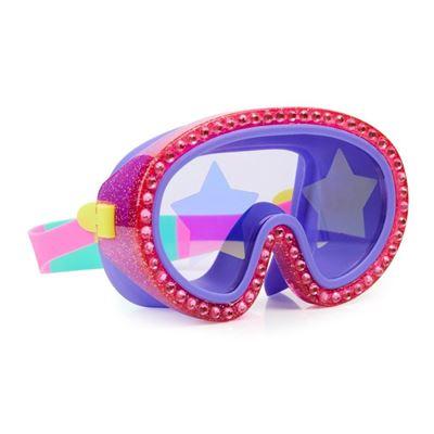 Girls Mask - Rock Star Glitter Mask