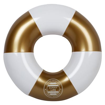 Pool Ring Gold
