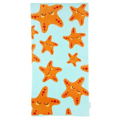 Kids Towel Starfish