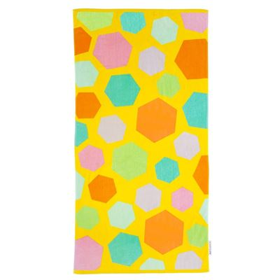 Kids Towel Giraffe