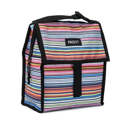 Freezable Lunch Bag - Blanket Stripe