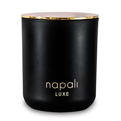 Amari 300gm Luxe Candle (Black/Gold)