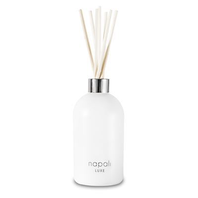 Hunter 300ml Luxe Reed Diffuser (White/Silver)