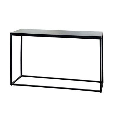 Hendrik Console Table Black 120cm