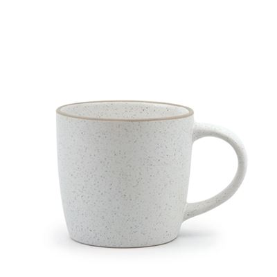 S&P Hana Mug White 300ml S/4