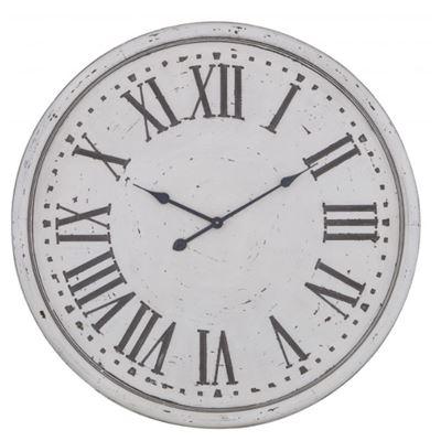 Lilian Wall Clock 80cm Wh