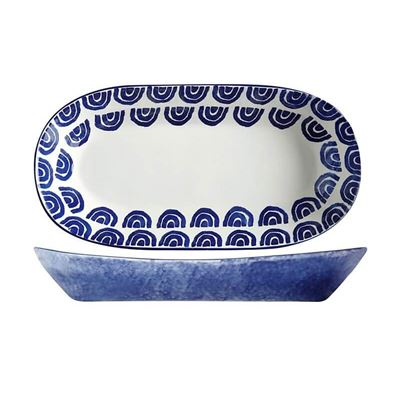 Suomi Oblong Bowl 43x22cm GB