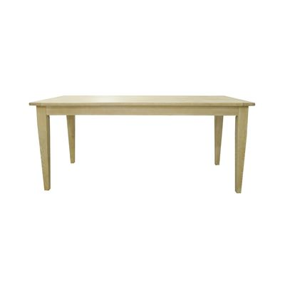 Colmar Dining Table 1.8m Whitewash