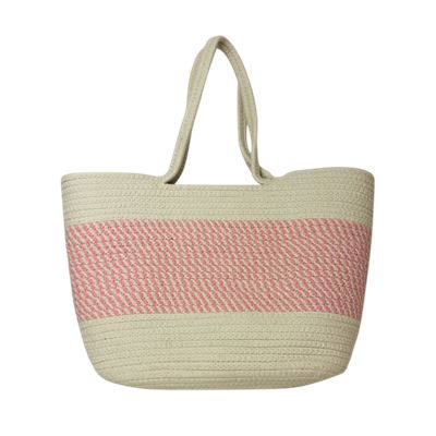 Cotton Market Bag Pink