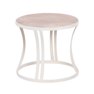 Lyon Round Side Table