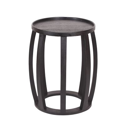 Drum Side Table