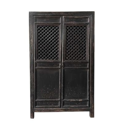 Reclaimed 2 Door Wardrobe 122x45x210