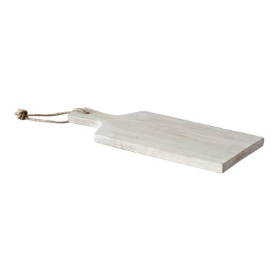 Whitewash Mango Wood Serving Paddle 35 x 15cm