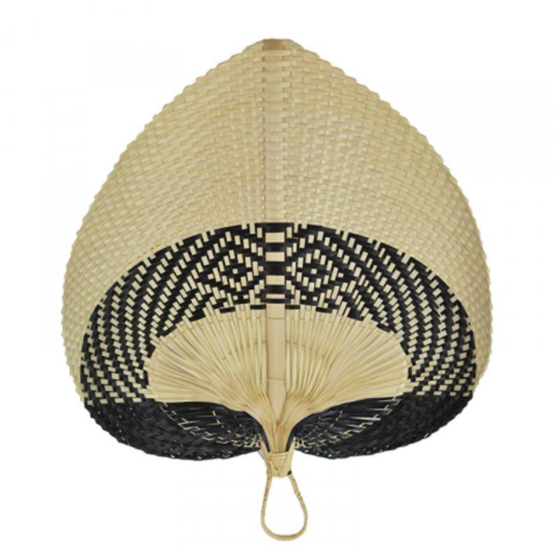 Mesi Bamboo Wall Fan – Medium