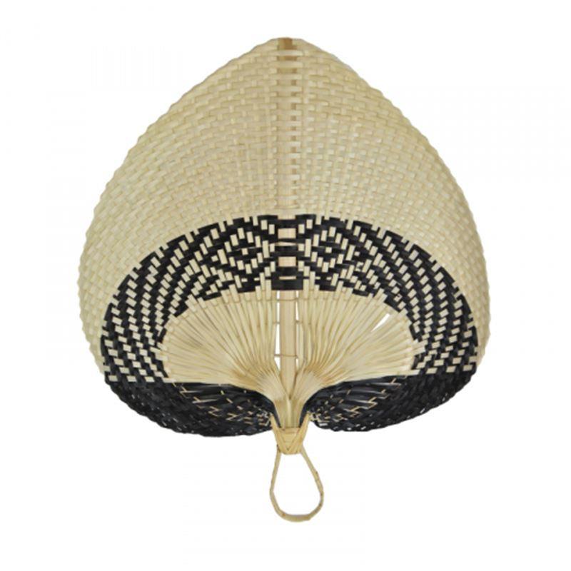 Mesi Bamboo Wall Fan – Small
