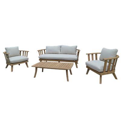 Capri Lounge Set Grey